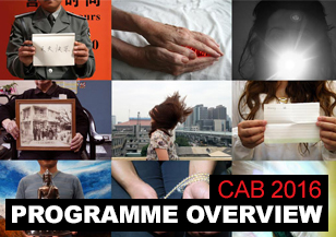 CAB 2016 Programme Overview