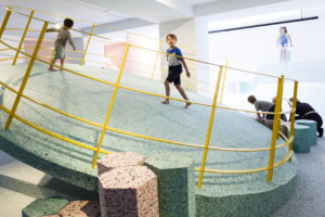 15 The Brutalist Playground by Assemble and Simon Terrill (Photo by Tristan Fewings_Getty Images for RIBA)